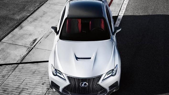 Lexus RC F (2020) Exterior 010