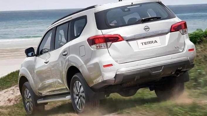 2020 Nissan Terra International Version Exterior 007
