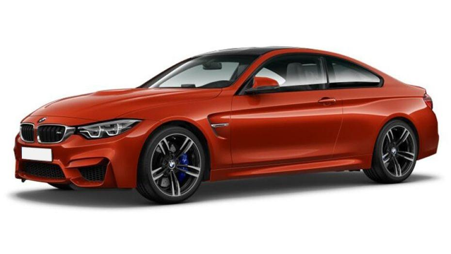 BMW M4 Coupe (2019) Others 001
