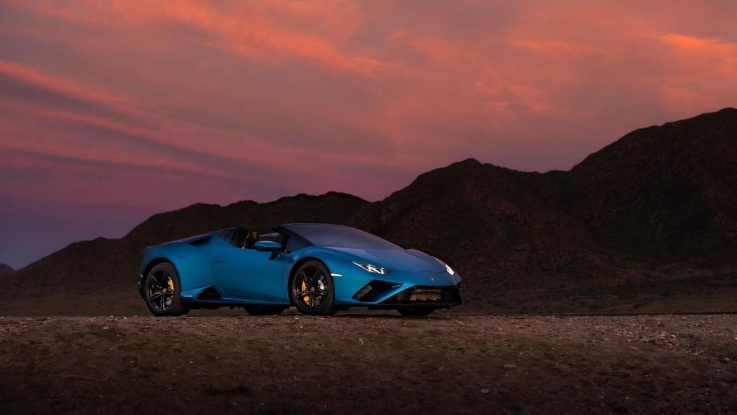 Lamborghini Huracán (2019) Exterior 019
