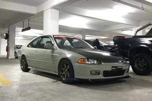 Barang Rare: Honda Civic EG bukan sedan. Coupe bro!