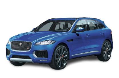 2020 Jaguar F-Pace R-Sport 2.0  (Mid-spec)