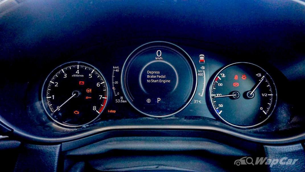 2020 Mazda CX-30 SKYACTIV-G 2.0 High Interior 014