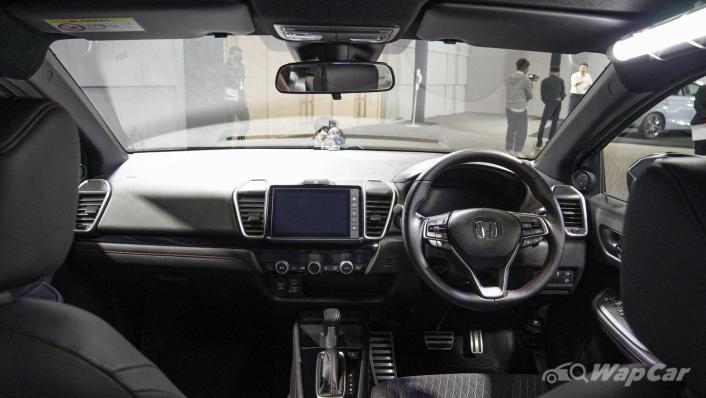 2021 Honda City International Version Interior 001