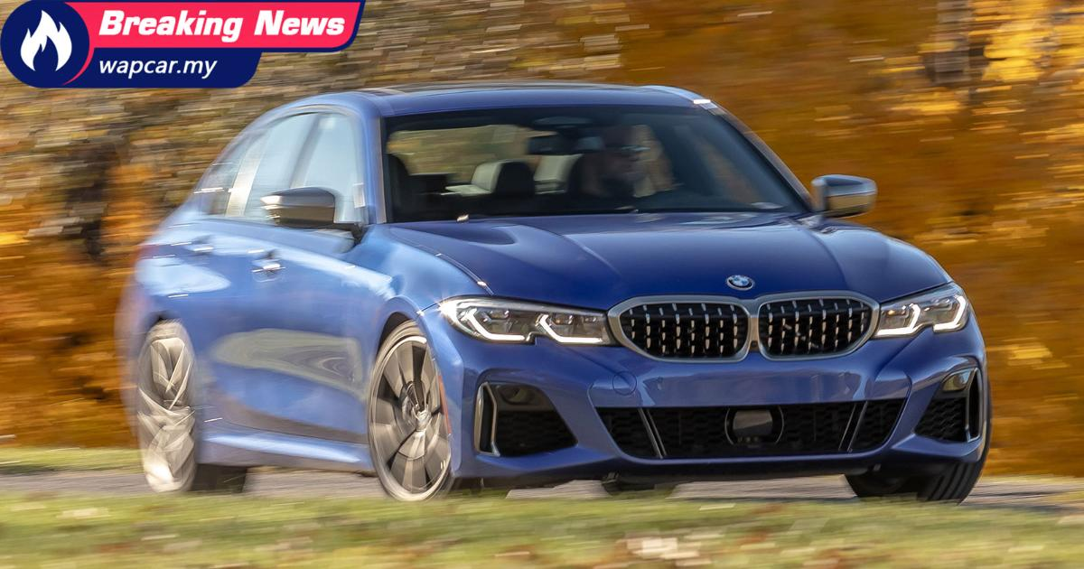 2020 G20 BMW M340i price leaked – From RM 403k! 01