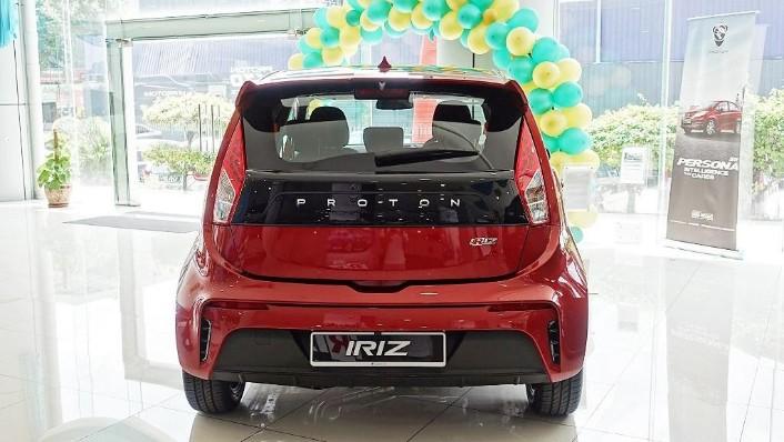 2019 Proton Iriz 1.6 VVT Executive CVT Exterior 006