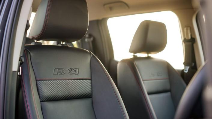 2020 Ford Ranger FX4 Interior 005