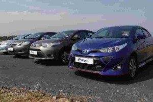 The Toyota Vios hasn't been around as long as you think!