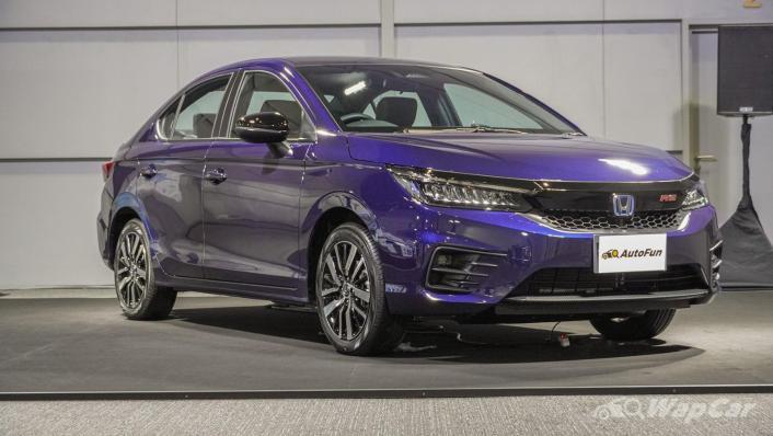 2021 Honda City International Version Exterior 002