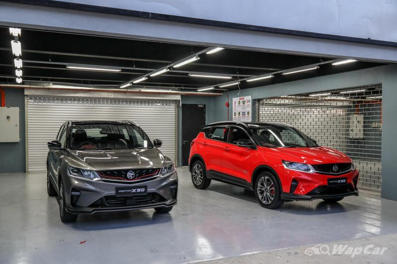 2020 Proton X50, what's the minimum salary to get a loan? 02