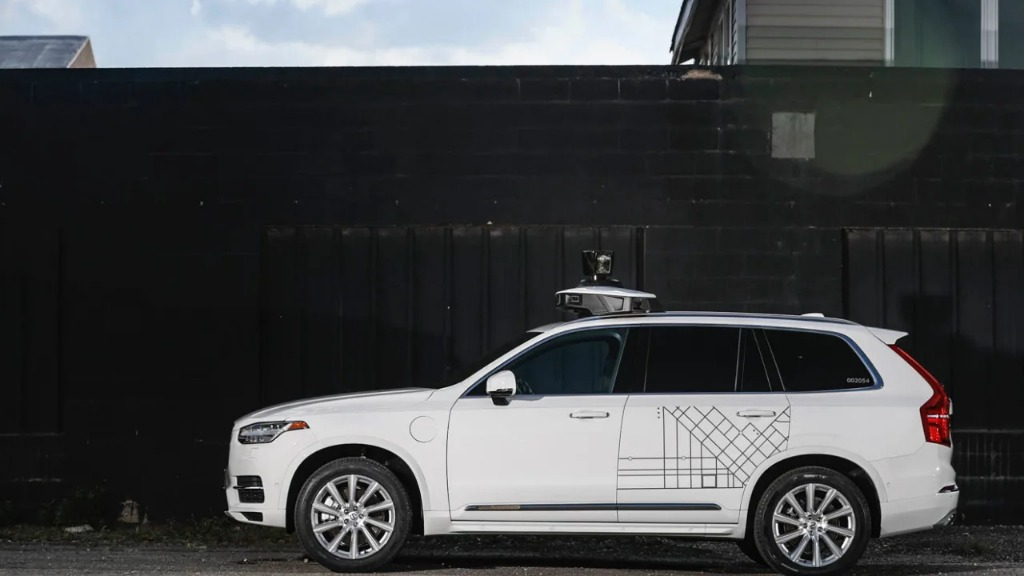 """Are You In """"Road Phobia""""? This Is What Driverless Uber Do... 01"""