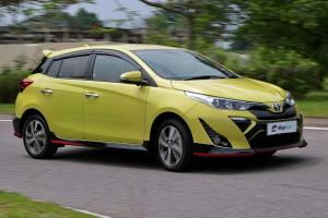Ratings Comparison: 2019 Toyota Yaris vs 2018 Honda Jazz vs 2020 Mazda 2 Hatchback