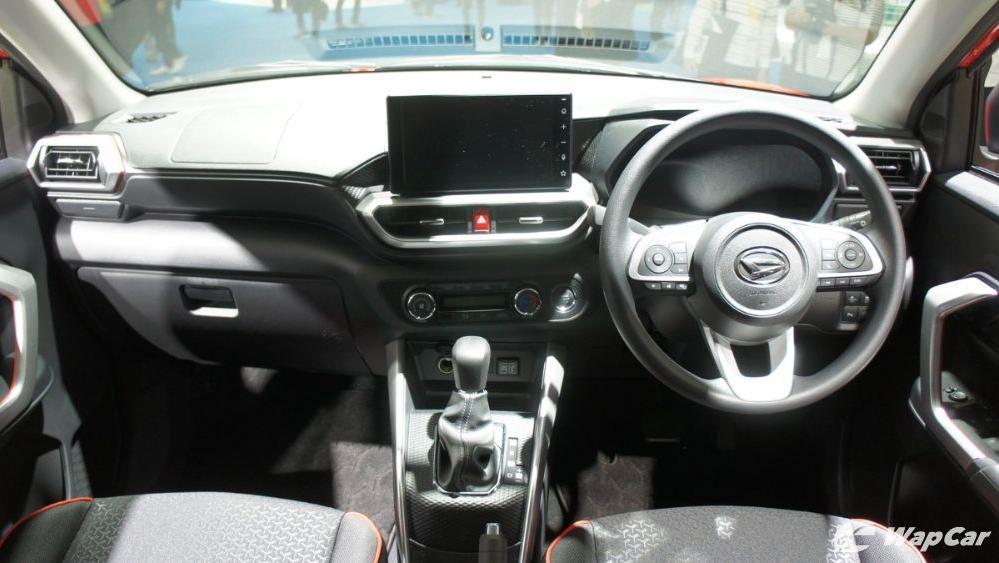 2020 Perodua D55L Upcoming Version Interior 001