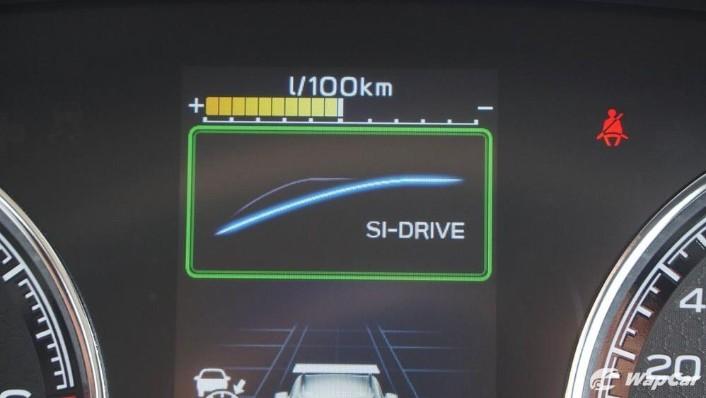 2019 Subaru Forester 2.0i-S EyeSight Interior 010