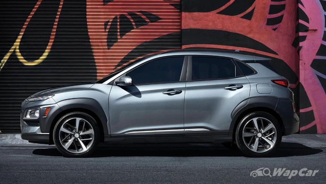 2020 Hyundai Kona Exterior 003