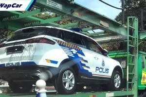 Jaga-jaga penjenayah, kereta polis Proton X70 sudah mari!