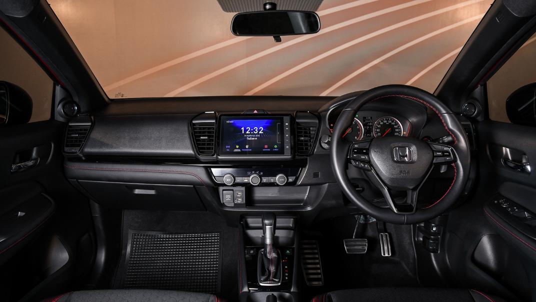2021 Honda City Hatchback International Version Interior 001