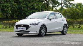 2020 Mazda 2 Hatchback 1.5L Exterior 001