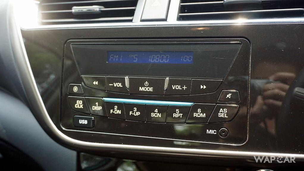 2018 Perodua Myvi 1.3 X AT Interior 014