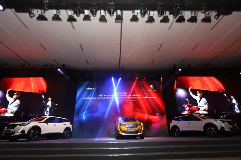 Peugeot 2008 launched in Vietnam, Malaysia next? 02