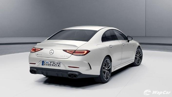 2020 Mercedes-Benz CLS Exterior 002