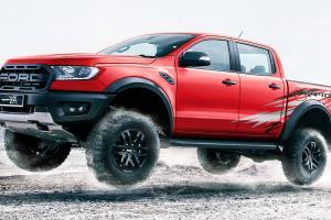 Ford Ranger Raptor X Edisi Khas diperkenalkan – RM 6k untuk warna merah mak ngah, DVR Kenwood!