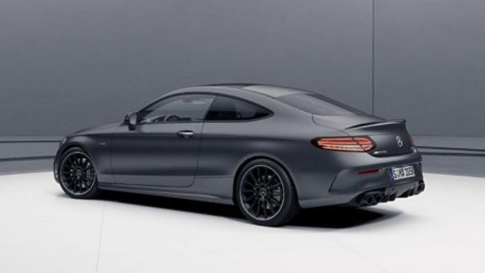2018 Mercedes-Benz AMG C-Class Coupe AMG C 43 4MATIC Exterior 010
