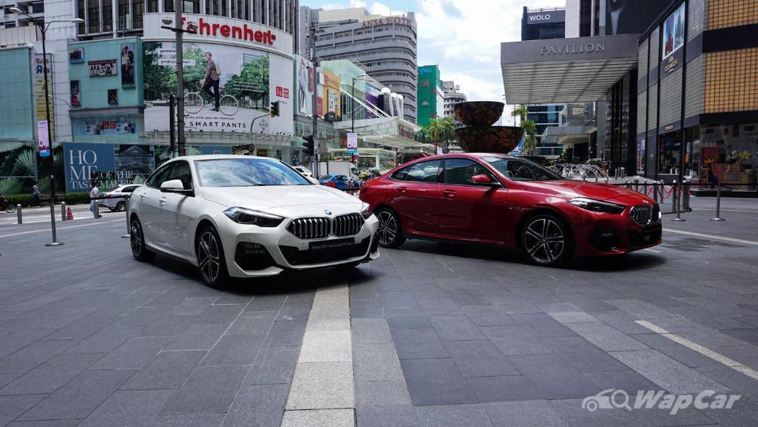 2020 BMW 2 Series 218i Gran Coupe Exterior 089