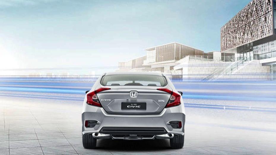 Honda Civic (2018) Exterior 005