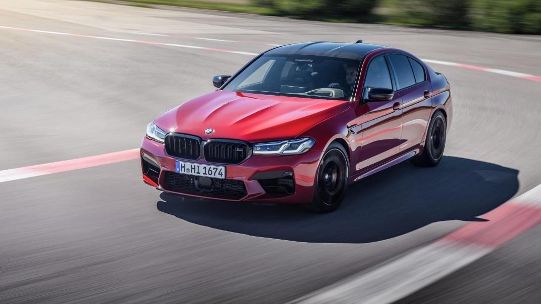 2020 BMW M5 Exterior 015