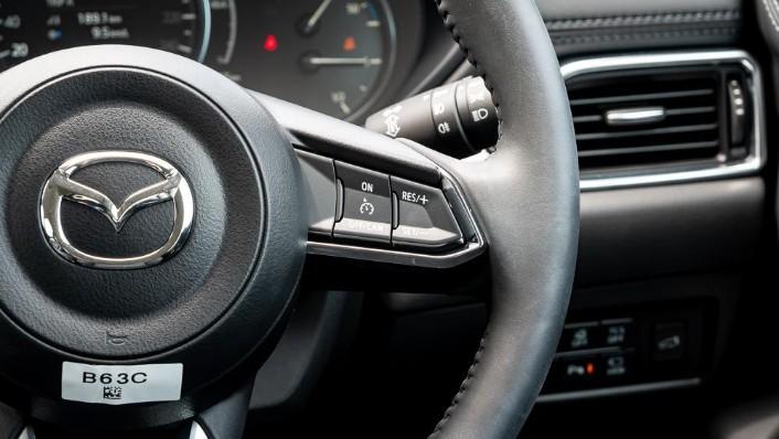 2019 Mazda CX-5 2.5L TURBO Interior 008