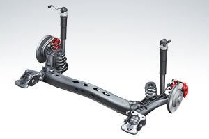 Is it true that cars with torsion beam suspensions are inferior?