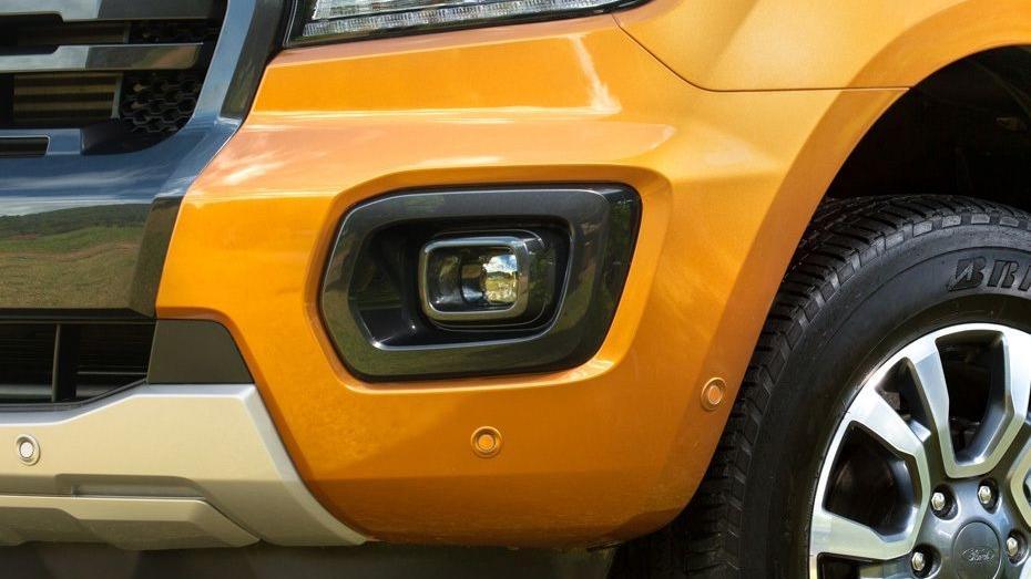 Ford Ranger (2018) Exterior 004
