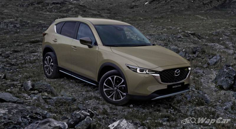 New Mazda CX-5 launched in Thailand, but it's not what you think 02