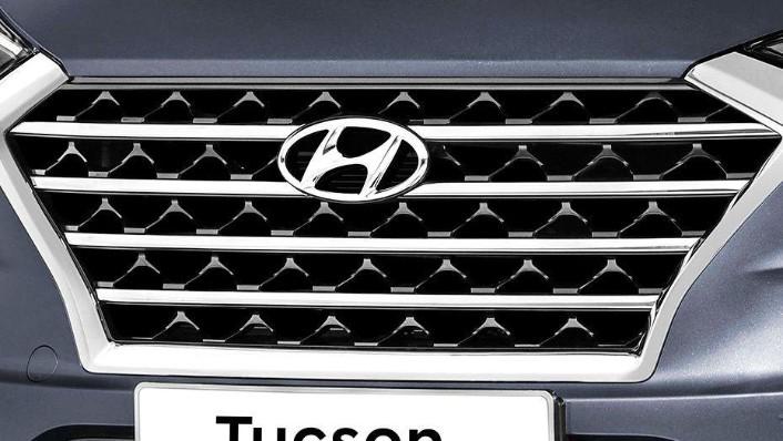 Hyundai Tucson (2018) Exterior 009