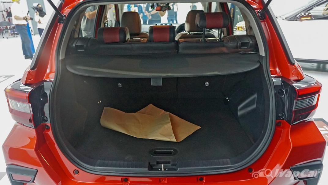 2021 Perodua Ativa 1.0L Turbo AV Interior 050