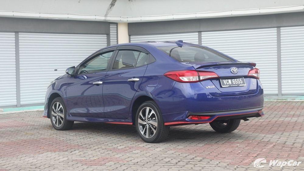 2019 Toyota Vios 1.5G Exterior 034
