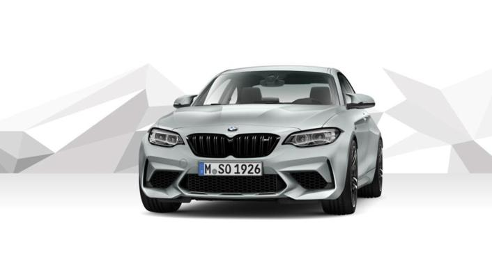 2019 BMW M2 Competition DCT Exterior 002