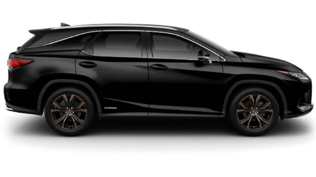Lexus RX (2019) Exterior 004