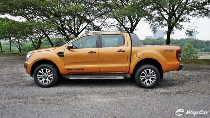 2021 Ford Ranger is now more expensive in Malaysia, price up across the range 02