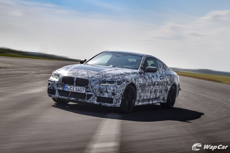 Here's the 2021 All-new BMW 4 Series (G22) before you're supposed to see it 02