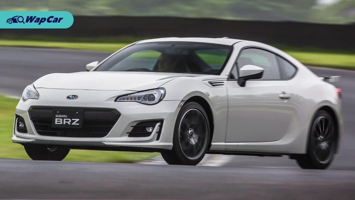 Next-gen 2021 Toyota 86 to be Japan-only, and 2021 Subaru BRZ for the rest of us? 01
