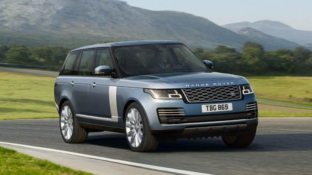 Land Rover Range Rover (2017) Exterior 005