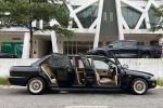 Barang Rare: Proton Wira Grand Limousin 1994. Hanya 25 unit sahaja di dunia!