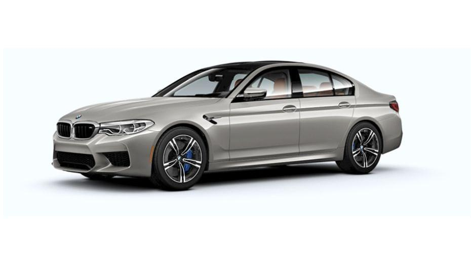 BMW M5 (2019) Others 002