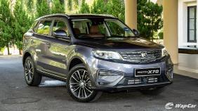 2020 Proton X70 1.8 Premium 2WD Exterior 004