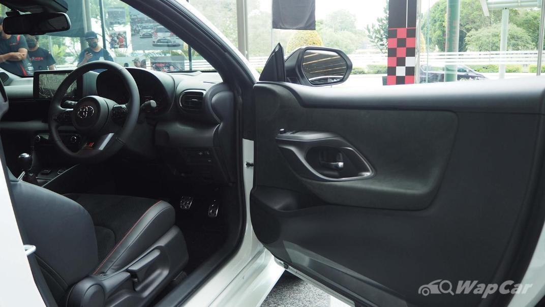 2021 Toyota GR Yaris Interior 029