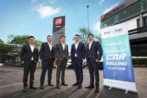 Sime Darby's pre-owned car subsidiary teams up with myTukar
