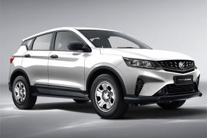"Rendered: Proton X50 ""kosong spec"", still pretty without make up?"