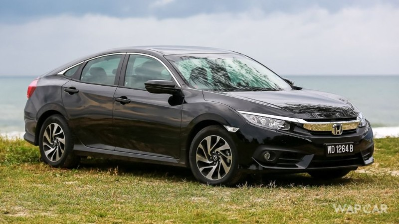 In Brief: New Honda Civic 2019, Best-Selling C-Segment Sedan In Malaysia 02